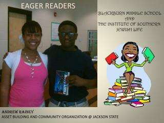 ANDREW RAINEY ASSET BUILDING AND COMMUNITY ORGANIZATION @ JACKSON STATE