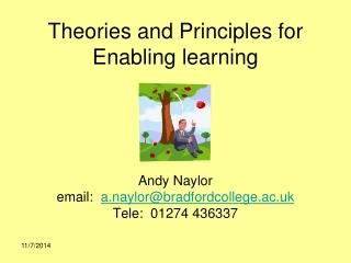 How many theories of learning are there?