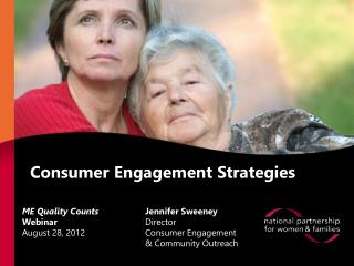 Consumer Engagement Strategies