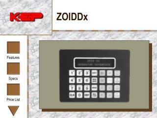 ZOIDDx