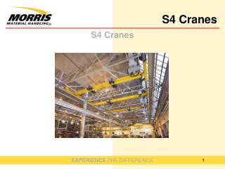 S4 Cranes
