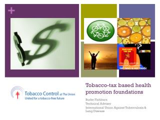 Tobacco-tax based health promotion foundations
