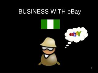 BUSINESS WITH eBay