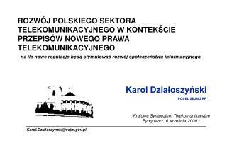 Karol Działoszyński