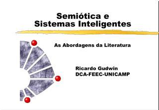 Semi�tica e  Sistemas Inteligentes
