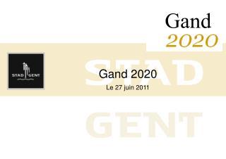 Gand 2020