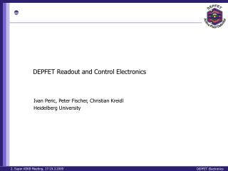 DEPFET Readout and Control Electronics