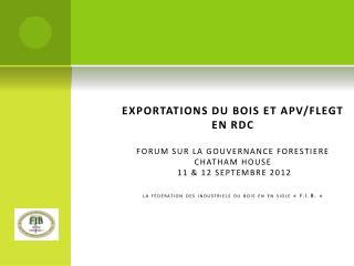 N'OUBLIONS PAS POUR TOUS LES PROGRAMMES, ETUDES, PROJETS, LA SUPERFICIE DE LA RDC !