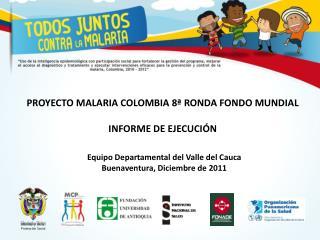 Equipo Departamental del Valle del Cauca Buenaventura, Diciembre de 2011