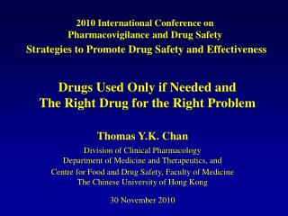 2010 International Conference on