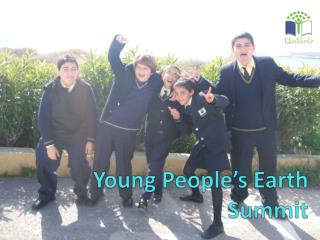 Young People's Earth Summit