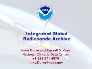 Integrated Global Radiosonde Archive