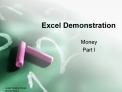 Excel Demonstration