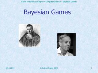 Bayes es Nash t telei  s munk ss ga