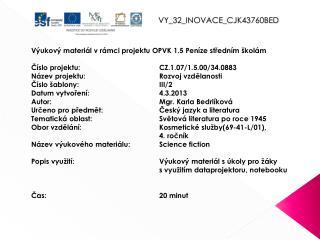 V Y_32_INOVACE_ CJK43760BED
