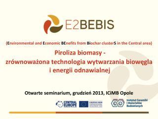 Otwarte seminarium, grudzień 2013, ICiMB Opole
