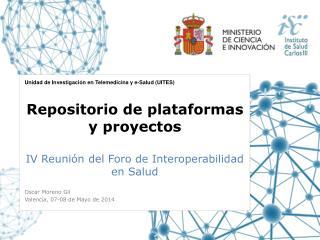 Repositorio de plataformas y proyectos