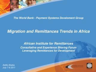 Addis Abeba July 7-8 2011