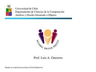 Prof. Luis A. Guerrero