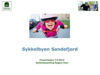 Sykkelbyen Sandefjord