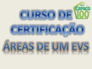 CURSO DE  CERTIFICA��O
