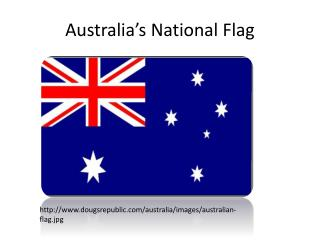 Australia's National Flag