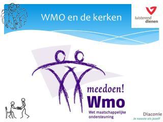 WMO en de kerken
