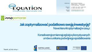 Sopot, 13 luty 2014 r.
