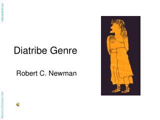 Diatribe Genre