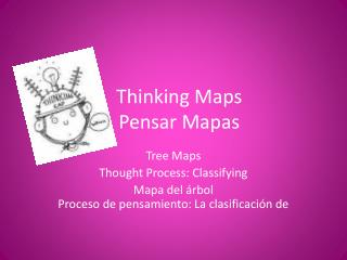 Thinking Maps Pensar Mapas