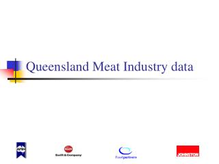 Queensland Meat Industry data