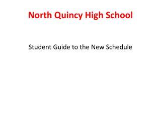 North Quincy High School