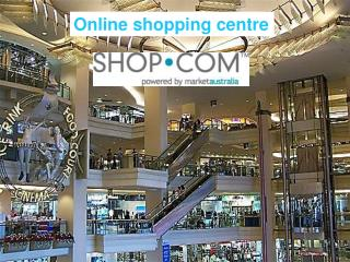 Online shopping centre