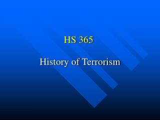 HS 365