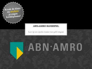 ABN-AMRO BANKSPEL