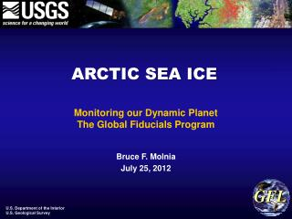 Monitoring our Dynamic Planet The  Global Fiducials  Program