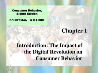 Introduction: The Impact of the Digital Revolution on Consumer Behavior
