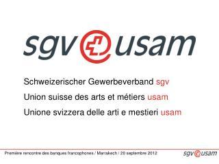 L'accès  au  crédit  des PME  suisses :  état  des  lieux  et  perspectives