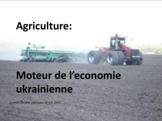 Journée Ukraine  UbiFrance 26  juin 2014