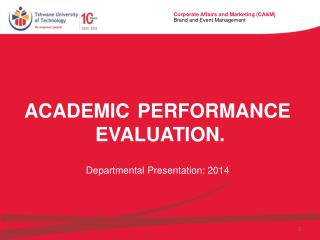 Academic  Performance Evaluation.