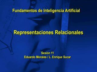 Representaciones Relacionales