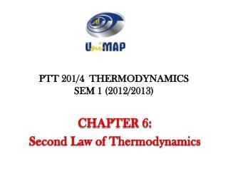 PTT  201/4 THERMODYNAMICS SEM  1  ( 2012/2013)