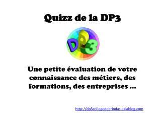 Quizz de la DP3