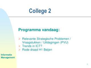 College 2