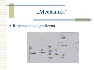 �Mechanika�