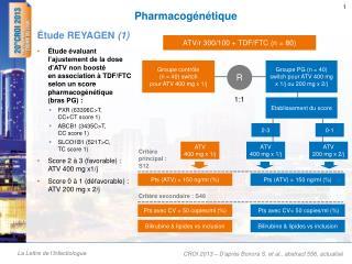 Pharmacog�n�tique