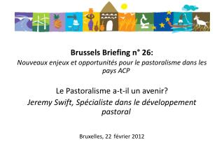 Brussels Briefing n° 26: