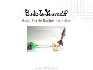 Soda Bottle Rocket Launcher