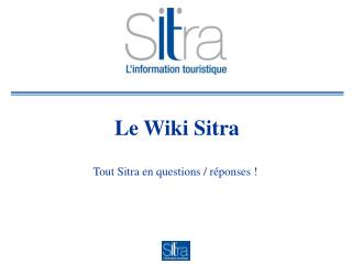 Le Wiki Sitra