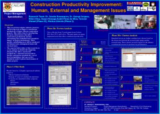 Construction Productivity Improvement: